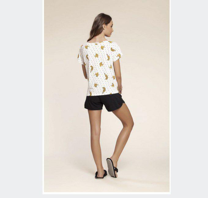 Short Doll 100% Algodão Beauty Verão 2020 MIAMI DREAMS