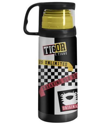 SQUEEZE TERMICA COM CANECA 350ML - TIGOR T. TIGRE