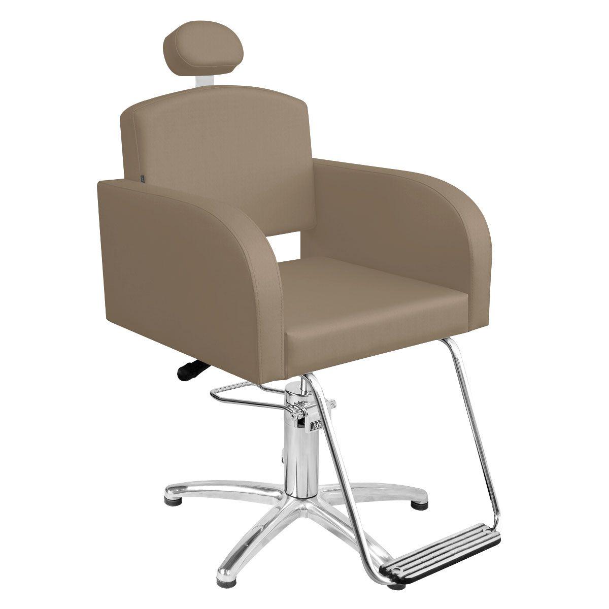 Cadeira de Cabeleireiro Sofia Encosto Fixo - Pentapé