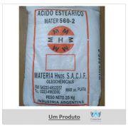 ÁCIDO ESTEARICO VEGETAL / ESTEARINA 25 KG