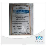 ÁCIDO ESTEÁRICO VEGETAL / ESTEARINA / FLOCADA 25 KG (IMPORTADA)