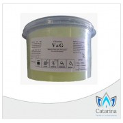 BASE GLICERINADA TRANSPARENTE V&G