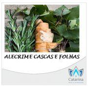 ESSÊNCIA ALECRIM E CASCAS E FOLHAS