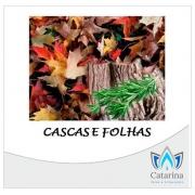 ESSÊNCIA CASCAS E FOLHAS 1 LITRO