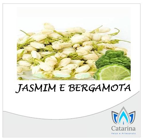 ESSÊNCIA  JASMIM E BERGAMOTA