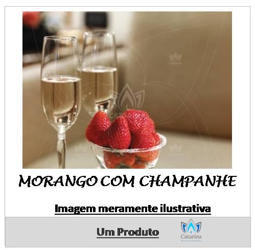 ESSÊNCIA MORANGO COM CHAMPANHE
