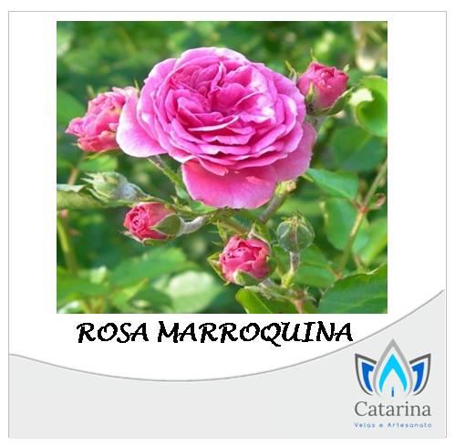 ESSÊNCIA ROSA MARROQUINA