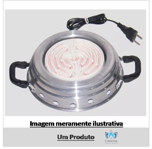 FOGÃO/ FOGAREIRO 1 BOCA 110 V