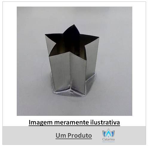 FORMA ESTRELA 5 PONTAS 10 x 10