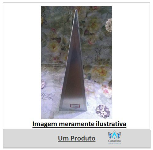 FORMA PIRÂMIDE 8 x 25