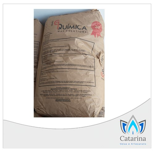 PARAFINA MACRO 140/145 LENTILHA/ LENTILHADA/ ESCAMAS 20 KG