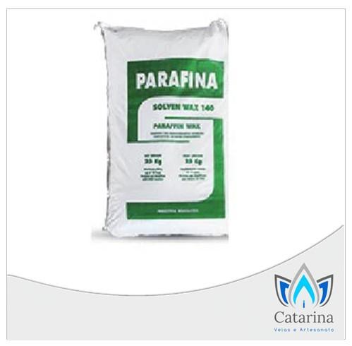 PARAFINA MACRO 140/145 LENTILHA/ LENTILHADA/ ESCAMAS 25 KG