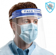 100 Protetores Faciais - Face Shield - EPI