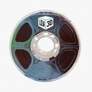 Filamento PLA Pro de Alta Resistência - Marrom Chocolate - Loja 3D - 1.75mm - 1kg