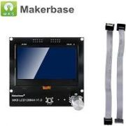 Display Lcd Makerbase 12864a Impressora 3d Mks Base Gen L