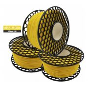 Filamento ABS - Amarelo Canario - Premium MG94 - National 3D - 1.75mm - 1kg