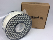 Filamento ABS - Branco - Premium MG94 - National 3D - 1.75mm - 1kg