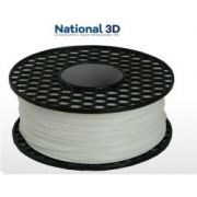 Filamento ABS - Branco - Premium MG94 - National 3D - 1.75mm - 1kg