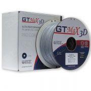 Filamento ABS- Cinza - Premium MG94 - GTMax 3D - 1.75mm - 1KG