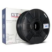 Filamento ABS LG - Antichamas - Grafite - GTMax 3D - 1.75mm - 1KG