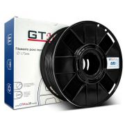 Filamento ABS - Preto - Premium - GTMax 3D - 1.75mm - 1KG