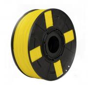 Filamento ABS Premium+ - Amarelo Canário - 3D Fila - 1.75mm - 1kg