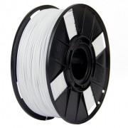 Filamento ABS Premium+ - Branco Gesso - 3D Fila - 1.75mm - 1kg
