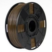 Filamento ABS Premium+ - Marrom Imperador - 3D Fila - 1.75mm - 500g