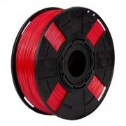 Filamento ABS Premium+ - Vermelho Aranha - 3D Fila - 1.75mm - 500g