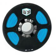 Filamento ABS Pro - LG - Azul Mesclado - Loja 3D - 1.75mm - 1kg