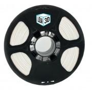 Filamento ABS Pro - LG - Branco - Loja 3D - 1.75mm - 1kg