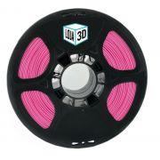 Filamento ABS Pro - LG - Rosa - Loja 3D - 1.75mm - 1kg