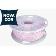 Filamento ABS - Rosa Bebê - Cliever - 1.75mm - 1kg