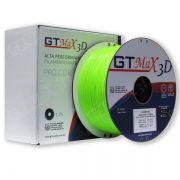 Filamento ABS - Verde Fluorescente - Premium MG94 - GTMax 3D - 1.75mm - 1KG