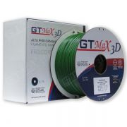 Filamento ABS- Verde - Premium MG94 - GTMax 3D - 1.75mm - 1KG