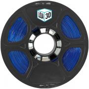 Filamento Flex TPU Premium - Azul - Loja 3D - 1.75mm - 1kg