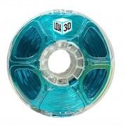 Filamento Flex TPU Premium - Azul Marinho - Loja 3D - 1.75mm - 1kg