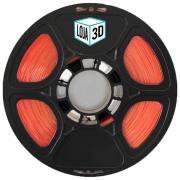 Filamento Flex TPU Premium - Grapefruit - Loja 3D - 1.75mm - 1kg