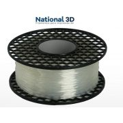 Filamento Flexível TPU Shore 95A - Natural - National 3D - 1.75mm - 1kg