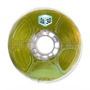 Filamento PET-G Pro - Amarelo Siciliano - Loja 3D - 1.75mm - 1kg