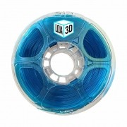 Filamento PET-G Pro - Azul Cristal - Loja 3D - 1.75mm - 1kg