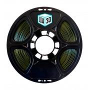Filamento PET-G Pro - Verde Militar - Loja 3D - 1.75mm - 1kg