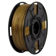 Filamento PETG XT - Gold Metal - 3D Fila - 1.75mm - 1kg