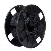 Filamento PLA Basic - Preto - 3D Fila - 1.75mm - 500g