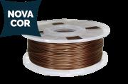 Filamento PLA - Bronze - Cliever - 1.75mm - 1kg