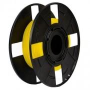 Filamento PLA EasyFill - Amarelo Sunshine - 3D Fila - 1.75mm - 250g