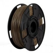 Filamento PLA EasyFill - Marrom Wood - 3D Fila - 3.00mm - 1KG