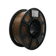 Filamento PLA - INGEO - Marrom - R3D - 1.75mm - 1kg