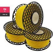 Filamento PLA Max - Amarelo - National 3D - 1.75mm - 1KG