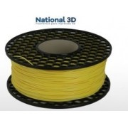 Filamento PLA Max - Amarelo - National 3D - 1.75mm - 500g
